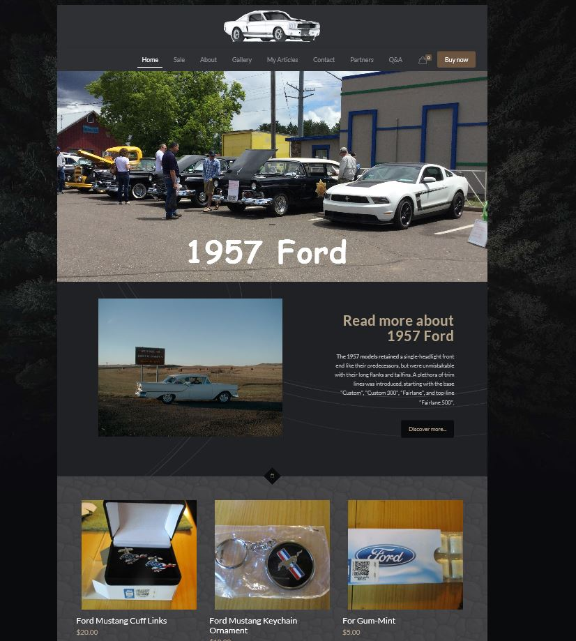 1957fordparts