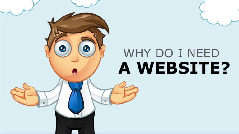 Why You Need Website